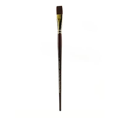 Winsor And Newton Galeria Long Handled Brushes 18 Flat/Bright (5731018)
