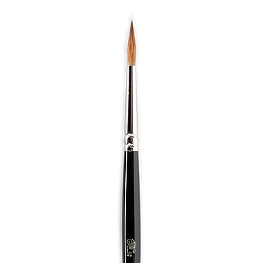 Winsor And Newton Series 7 Kolinsky Sable Pointed Round Brushes 4 (5007004)