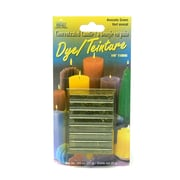 Yaley Dye Blocks 3/4 Oz. Avocado [Pack Of 6] (6PK-110085)