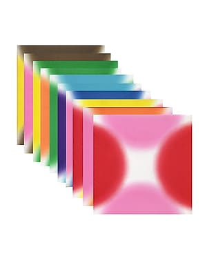 Yasutomo Fold'Ems Origami Paper Harmony Assortment 5 7/8 In. Pack Of 35 [Pack Of 4] (4PK-4302)