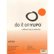 Yupo Watercolor Pad 9 In. X 12 In. (L21-YUP197WH912)