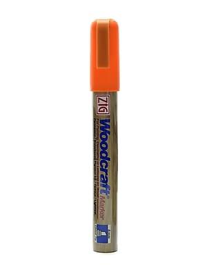 Zig Woodcraft Markers Pumpkin Chisel [Pack Of 6] (6PK-PWC-50-070)