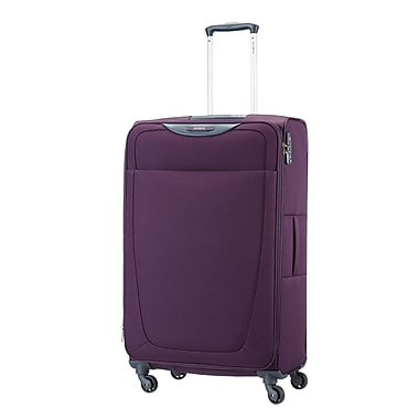 Samsonite – Grande valise à roulettes expansible Base Hits, violet (59145-1717)