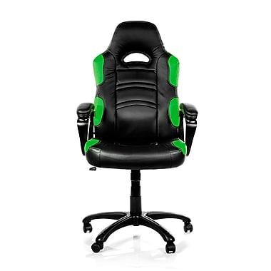 Arozzi Enzo Gaming Chair, Green (ENZO-GN)