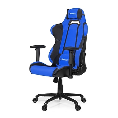 Arozzi Torretta Gaming Chair, Blue (TORRETTA-BL)