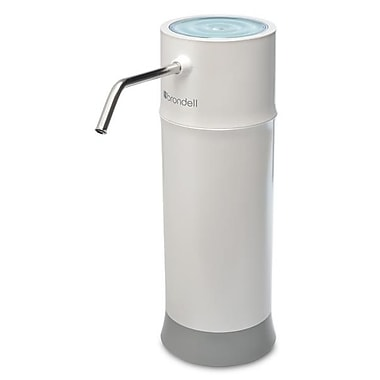 Brondell H625 H2O+ Pearl Countertop Water Filter System