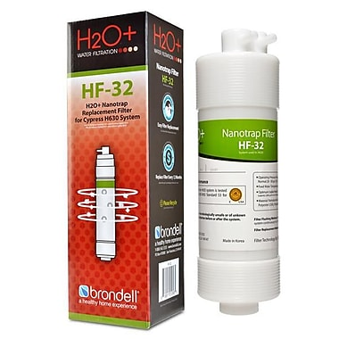 Brondell HF-32 H2O+ Cypress Nanotrap Filter