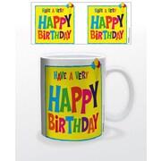 "Birthday ""Happy Birthday"" 11 oz Mug"" (MG22539)"