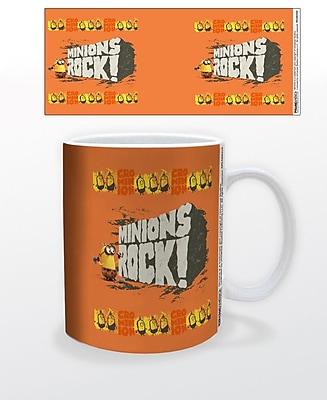 """Minions """"Rock!"""" 11 oz. Mug (MGA82359)"""