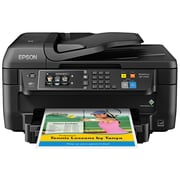 Epson® WorkForce WF-2760 Wireless All-in-One Inkjet Printer (C11CF77201)