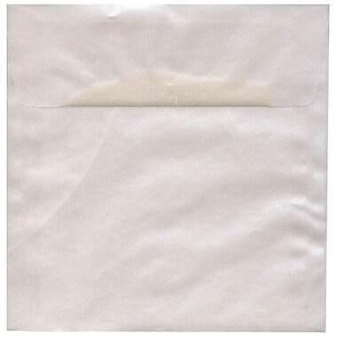 JAM PaperMD – Enveloppes carrées de 8,5 x 8,5 po, 1000/paquet