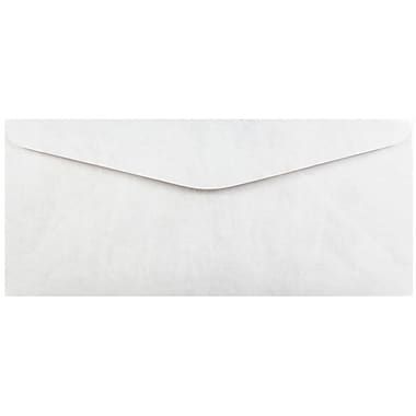 JAM Paper® Tyvek Envelopes, #11, 4 1/2 x 10 3/8, White, 250/Pack