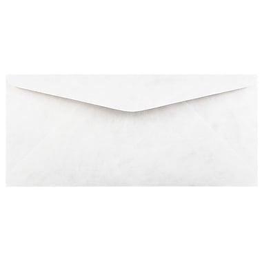 JAM PaperMD – Enveloppes en Tyvek no 9, 3 7/8 x 8 7/8 po, blanc