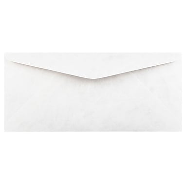JAM PaperMD – Enveloppes Tyvek, taille no 9, 3 7/8 x 8 7/8 po, blanc, 1000/paquet