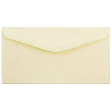 JAM PaperMD – Enveloppes Monarch, 3 7/8 x 7 1/2 po, ivoire, 1000/paquet