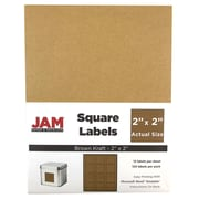JAM Paper® Square Address Labels, 2 x 2, 240/Pack