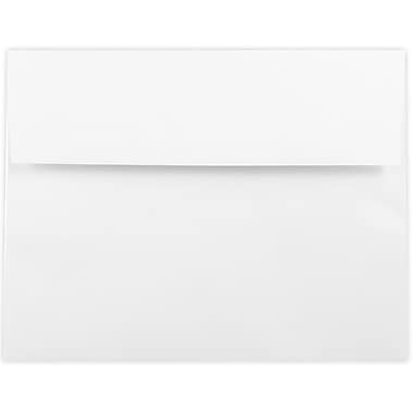 JAM Paper® 6 1/4 x 8 1/4 Envelopes, White, 100/Pack