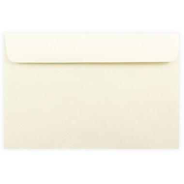 JAM PaperMD – Enveloppes format livret, 6 x 9 po, ivoire, 100/paquet
