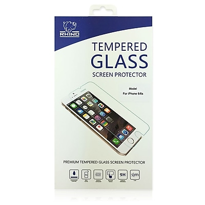 Rhino Apple iPhone 8 / 7 / 6S (4.7) Tempered Screen Protector