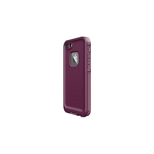 separation shoes 3498c c5276 LifeProof Fre Carrying Case for iPhone 5/5S/SE, Crushed Purple (77-53687)
