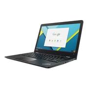 "Lenovo® ThinkPad 13 13.3"" Chromebook, LCD, Intel Celeron 3855U, 16GB, 4GB, Chrome OS, Black"