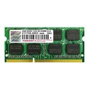 Transcend® TS256MSK64V3U 2GB (1 x 2GB) DDR3 SDRAM SoDIMM DDR3-1333/PC3-10666 Desktop/Laptop RAM Module