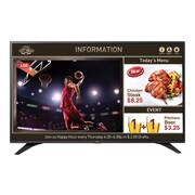"LG SuperSign 55LW540S 55"" 1080p Commercial LED LCD TV, Black"