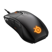 SteelSeries® Rival 700 Optical Wired Gaming Mouse, Black (62331)
