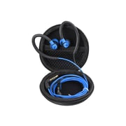 Enermax® EAE01 Wired In-Ear Sports Earphone, Blue