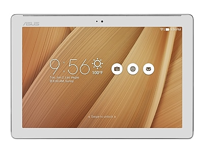 """""ASUS ZenPad 10 Z300M-A2-GD 10.1"""""""" Tablet, 2GB RAM, Android 6.0, Rose Gold"""""" IM13P5425"