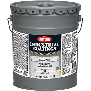 Krylon® Industrial 18.9L Industrial Primer, Red (K00020001-20)