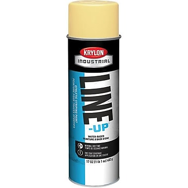 Krylon® Industrial Paint Striping Athletic Paintold Gold Water Base 20oz (K08316000)