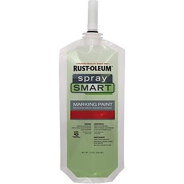 Rust-Oleum® Spraysmart Non-Aerosol Mark Paint, Fluorescent Red (275090)