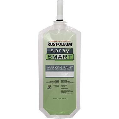 Rust-Oleum® Spraysmart Non-Aerosol Mark Paint, White (275091)