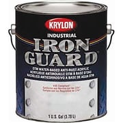Krylon® Industrial Paint, Iron Guard® Acrylic Enamel Industrial Coating Gloss 3.78 L (K11004041)