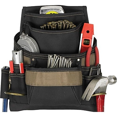 Kuny's™ Leather 11 Pocket Nail & Tool Bag (AP-1620)