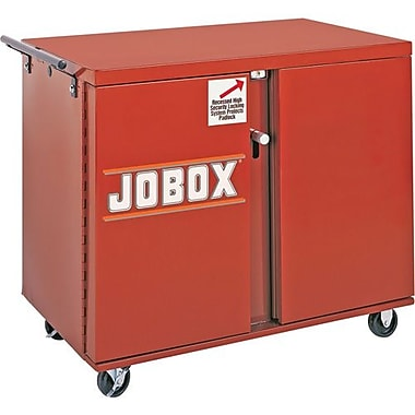 Jobox® Rolling Bench Drawers/Shelves 49 7/8 x 26 7/8 x 40 5/8 (677990)
