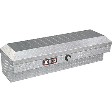 Jobox® 58'' Extra-Wide Aluminuminnerside Box, Clearcoat (Jan1448980)