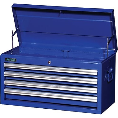 Aurora Tools® ATB300 Tool Chest, 4 Drawer, 26