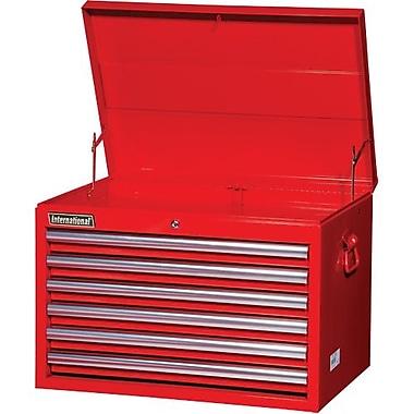Aurora Tools® ATB300 Tool Chest, 6 Drawer, 26