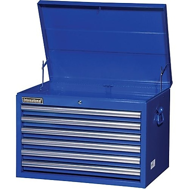 Aurora Tools® ATB300 Tool Chest, 6 Drawer, 26