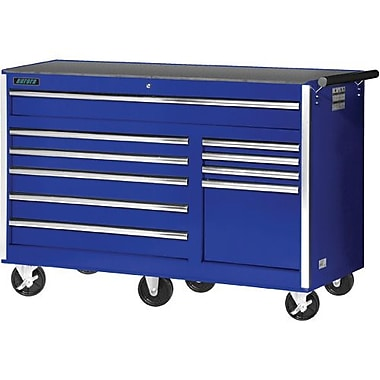 Aurora Tools® ATB300 Tool Cart, 10 Drawer, 56