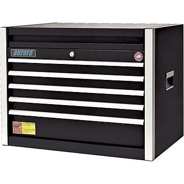 Aurora Tools® ATB400 Tool Chest, 5 Drawer, 27