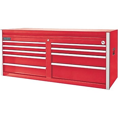 Aurora Tools® ATB400 Tool Chest, 9 Drawer, 53-3/8