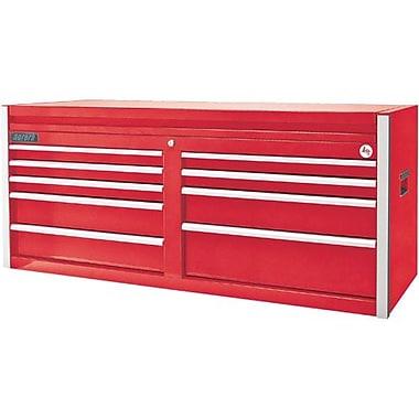 Aurora Tools® ATB400 Tool Chest, 9 Drawer, 53-3/8