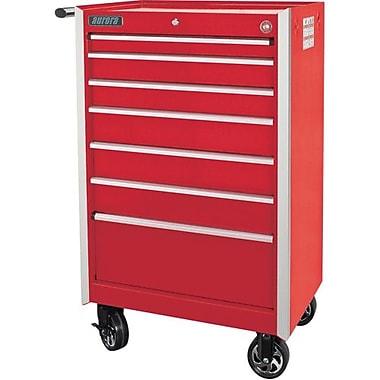 Aurora Tools® ATB400 Tool Cart, 7 Drawer, 29