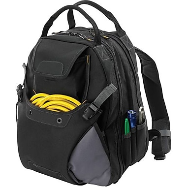 Kuny's™ Leather 48 Pocket - Tool Backpack (SW1134)