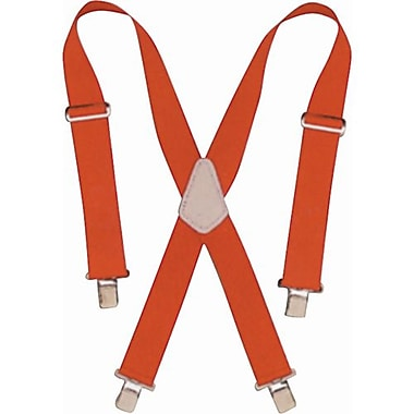 Kuny's™ Leather Heavy Duty Work Suspenders (SP-17R)