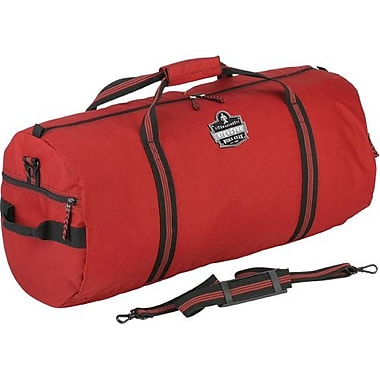 Ergodyne Red Duffel Bag, Small 2600Ci (13020)