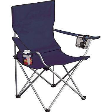 Logix 91003 Camp Chair, Navy